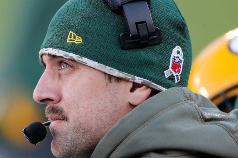 NFL: Τα… χίλια πρόσωπα του Aaron Rodgers (photos)