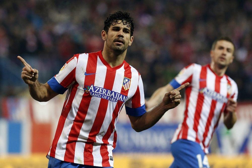 Ατλέτικο Μαδρίτης: Τα γκολ του Ντιέγκο Κόστα (video)