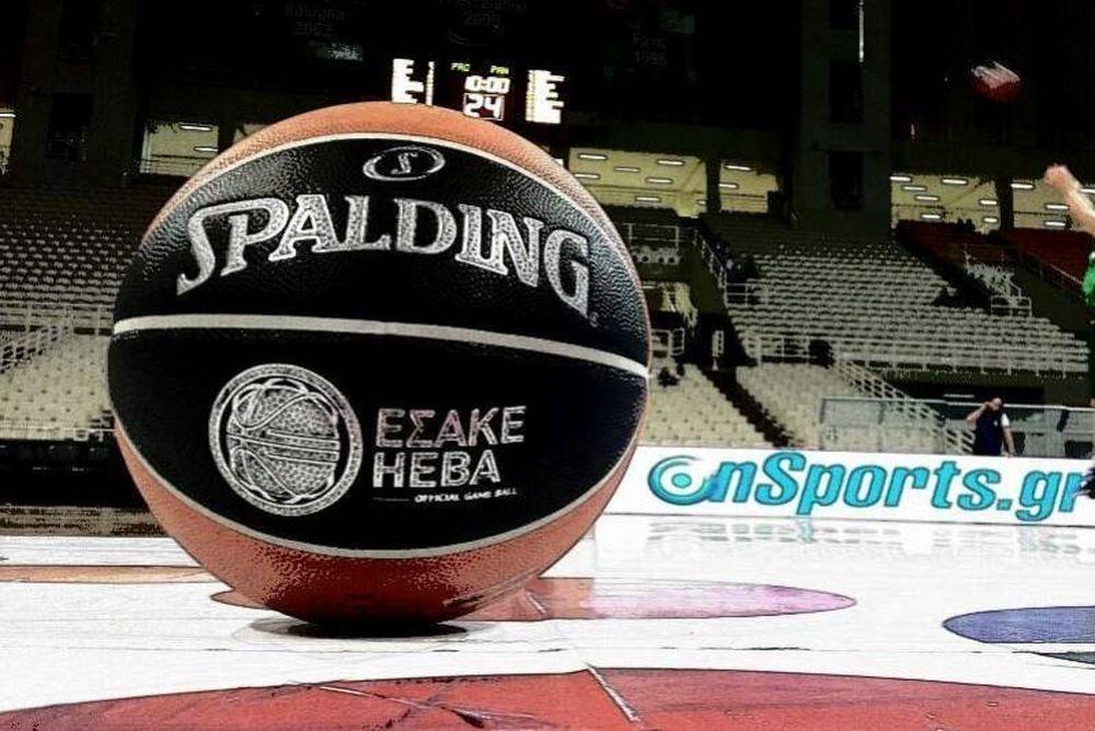 Basket League ΟΠΑΠ: Πρώτος ο Παναθηναϊκός, αήττητος ο Ολυμπιακός