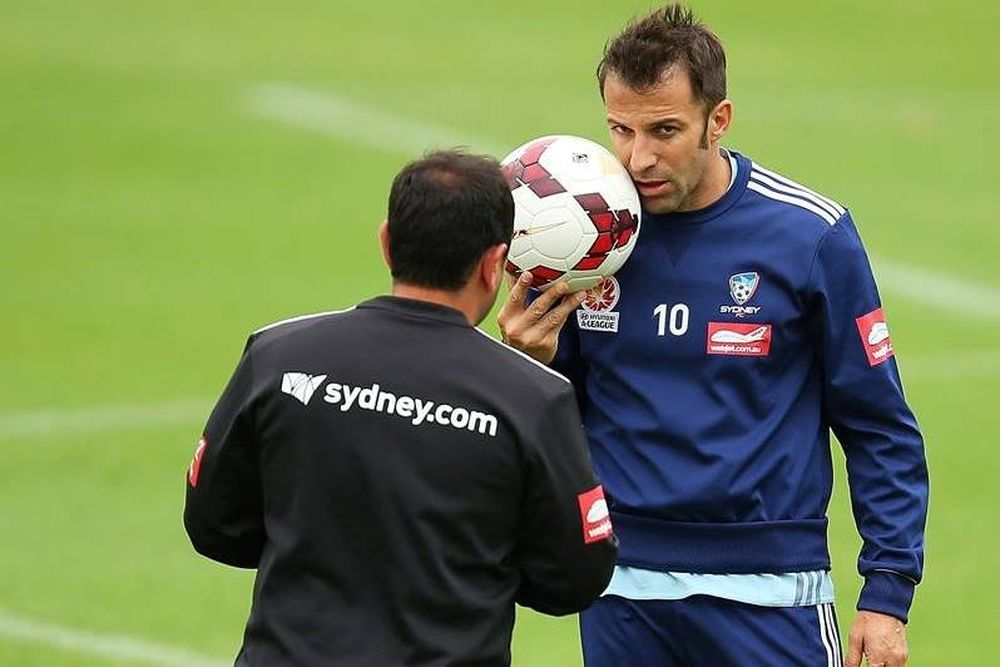 Αυστραλία: Del Piero… Te Quiero! (videos)