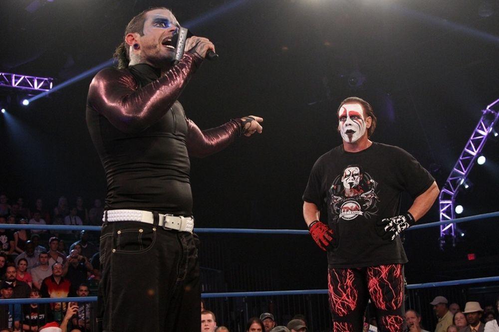 TNA Impact Wrestling: Την… έκανε ο Hardy (photos+videos)