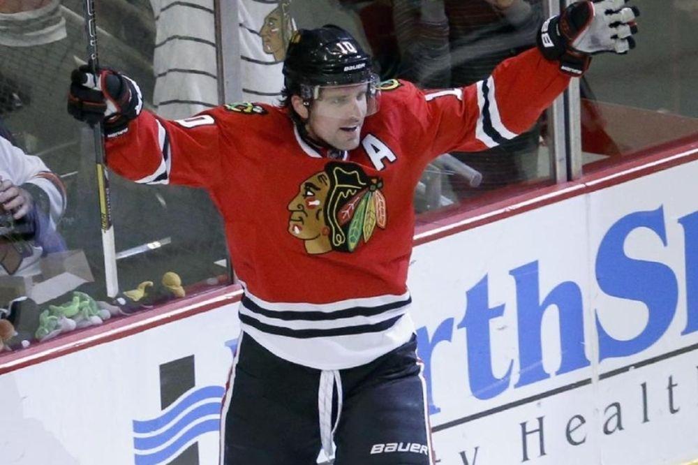 NHL: Γενέθλια με χατ τρικ για Sharp (videos)
