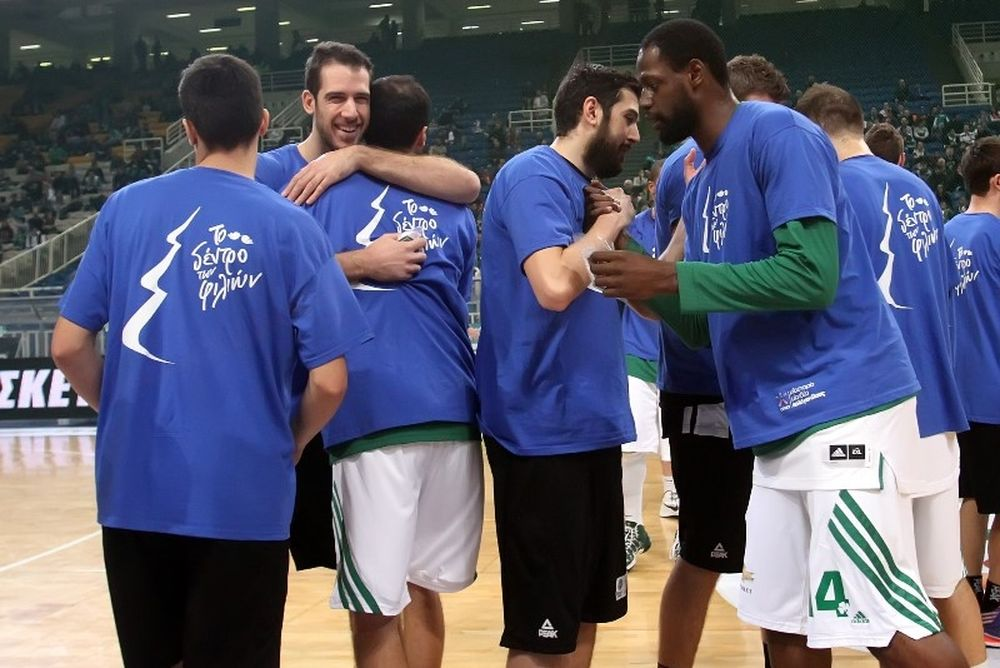 Basket League ΟΠΑΠ: Φιλιά και στο ΟΑΚΑ (photos)