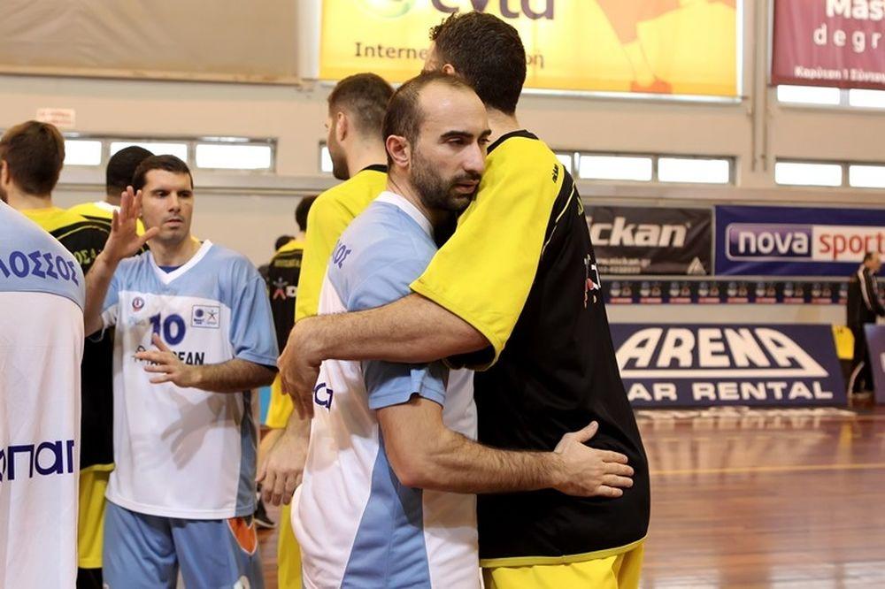 Basket League ΟΠΑΠ: Το «Δέντρο των φιλιών» σε Δράμα, Ιλίσια (photos)