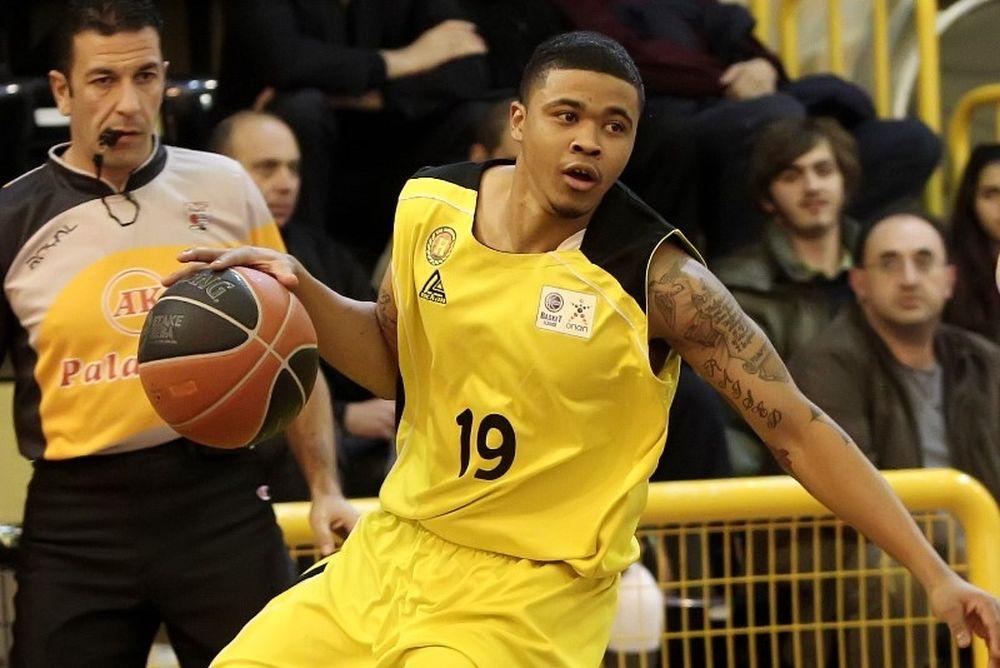 Basket League ΟΠΑΠ: MVP ο Άντερσον