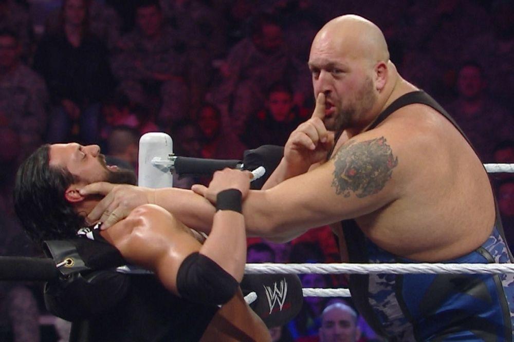 WWE: «Καλές» νίκες στο Tribute to the Troops (photos+videos)