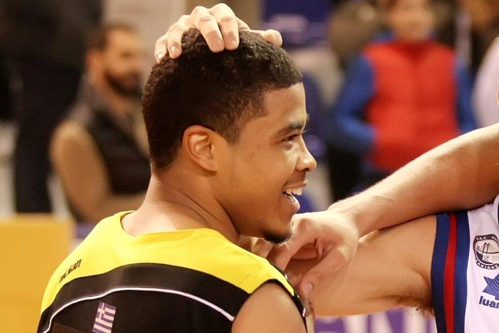 Άντερσον: «Θα μείνουμε στην Basket League ΟΠΑΠ»