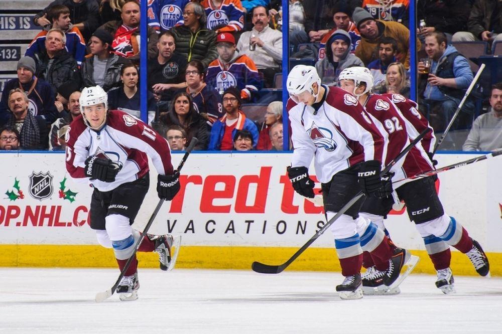 NHL: Έξι εβδομάδες έξω ο Parenteau