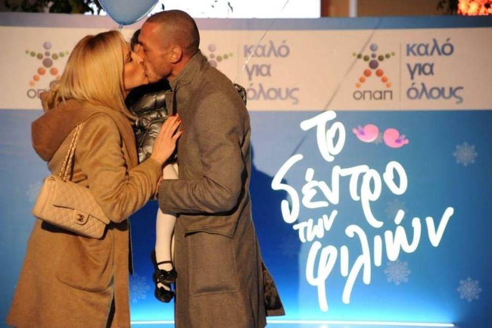 ΑΕΚ: Τα… φιλιά του Τσιρίλο στο Onsports TV (videos)