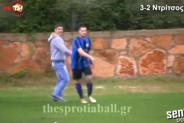 Το γκολ της χρονιάς στη Θεσπρωτία (video)
