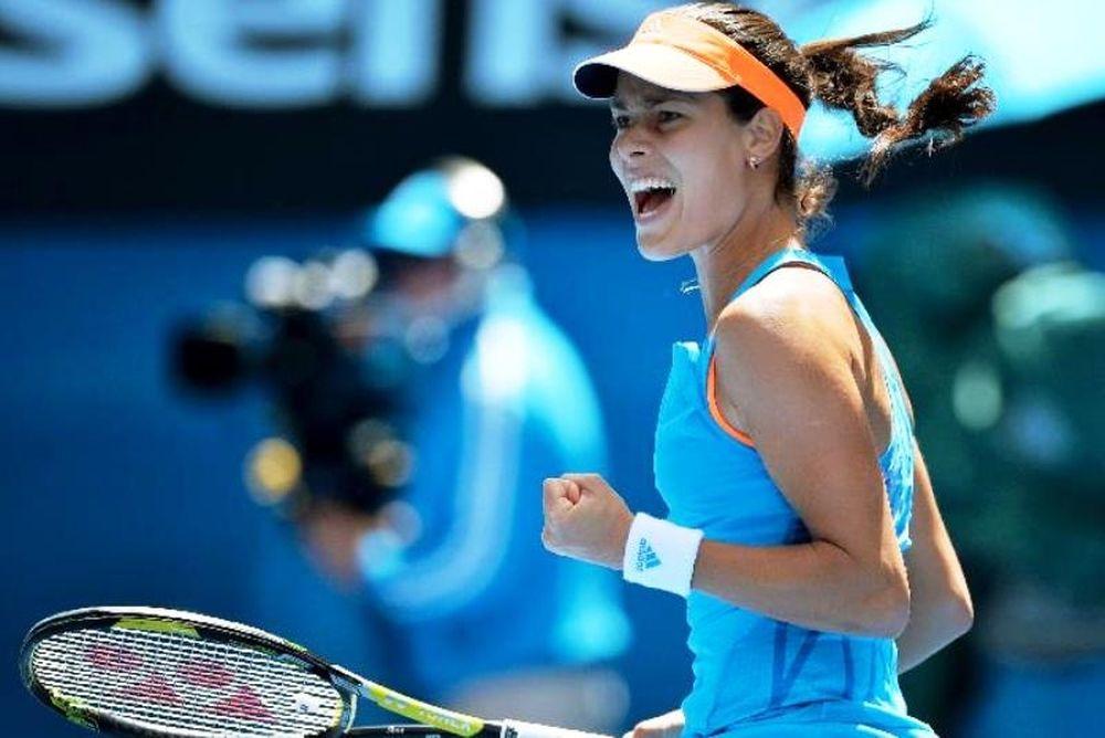 Australian Open: Η Ιβάνοβιτς απέκλεισε τη Σερένα!