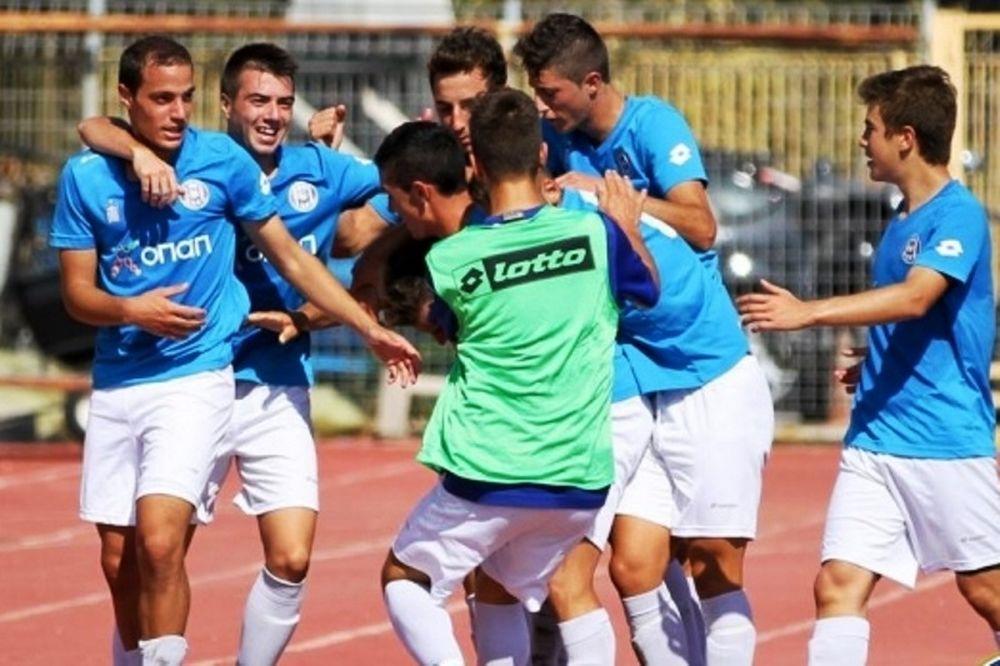 ΠΑΣ Γιάννινα-ΑΕΛ Καλλονής 0-0 (Κ20)