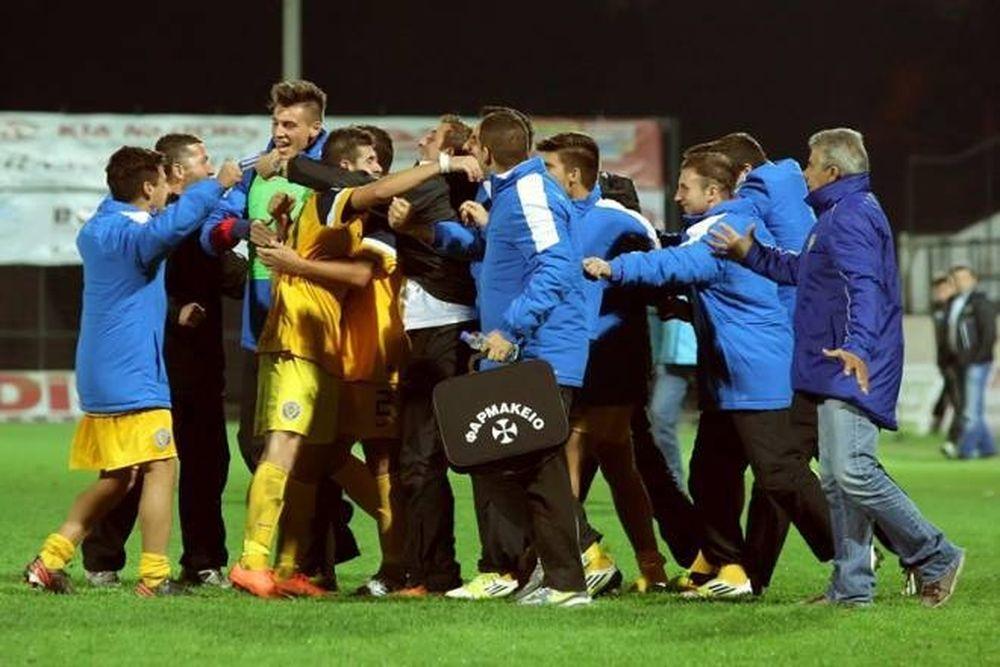 Επέστρεψε στις νίκες η Ζάκυνθος, 2-1 τον Εθνικό Γαζώρου