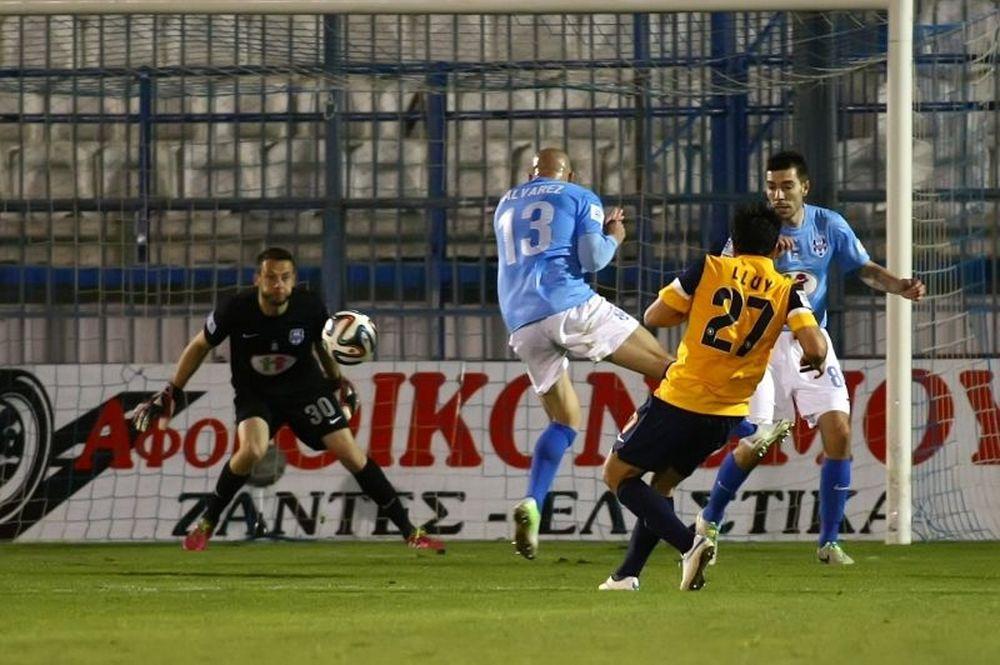 Απόλλων Σμύρνης-Αστέρας Τρίπολης 1-2: Τα γκολ του αγώνα (video)