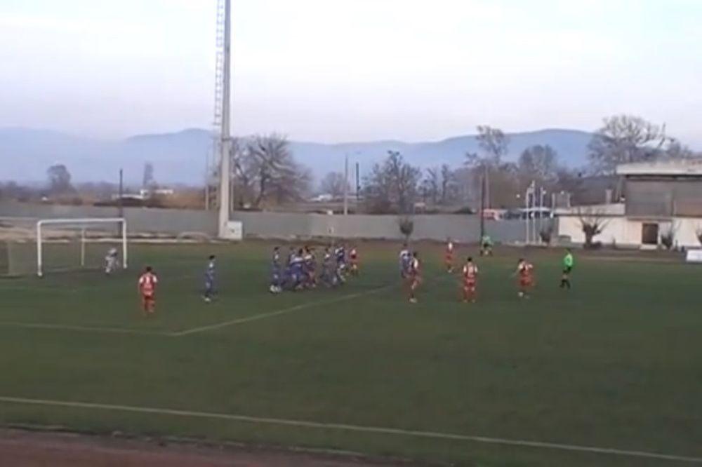 Ορφέας Ελευθερούπολης-Πανσερραϊκός 0-1 (video)
