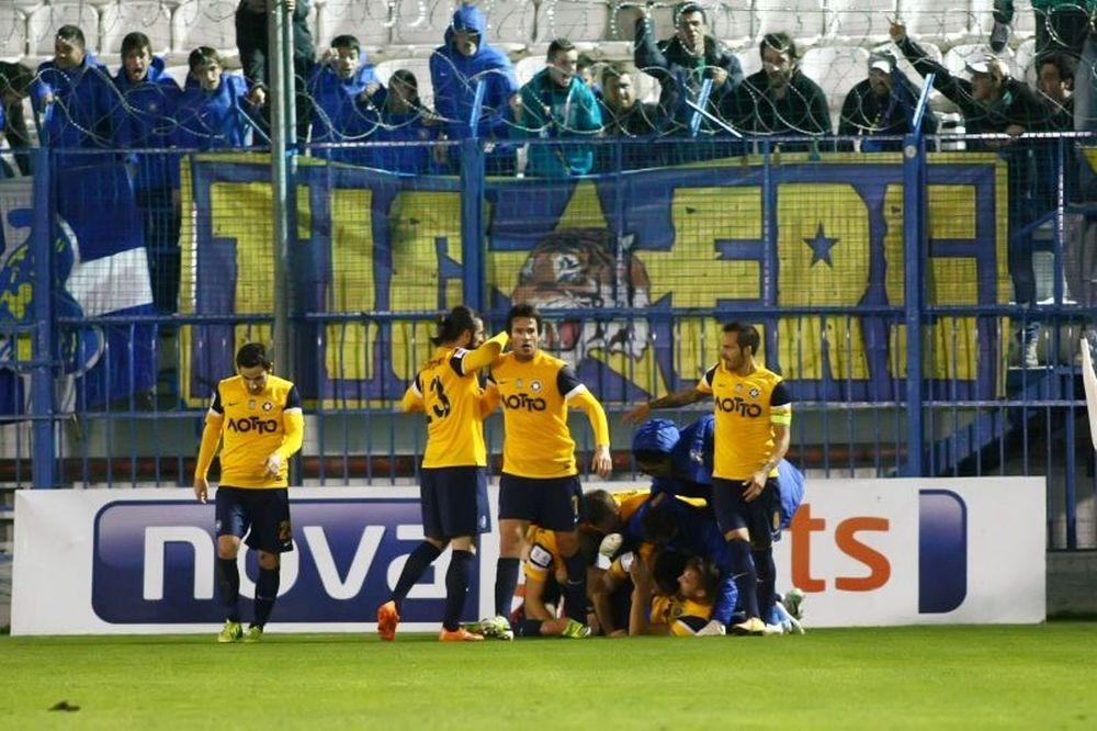 Απόλλων Σμύρνης-Αστέρας Τρίπολης 1-2: Τα γκολ και οι καλύτερες φάσεις (video)