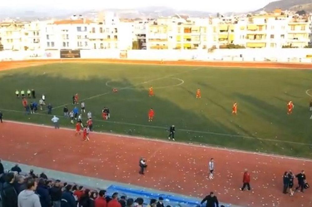 Πανναυπλιακός-Καλαμάτα 0-1