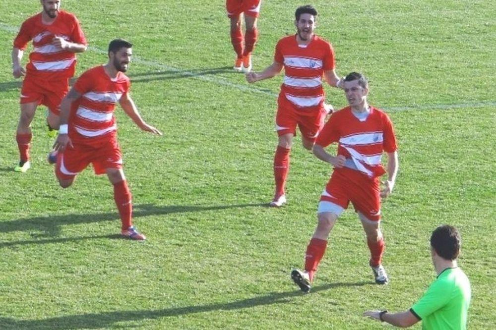 Λαμία-Νάουσα 3-1