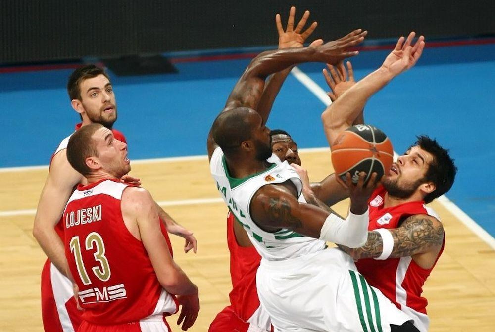 Παναθηναϊκός - Ολυμπιακός: Όλα για την μπάλα... (photos)