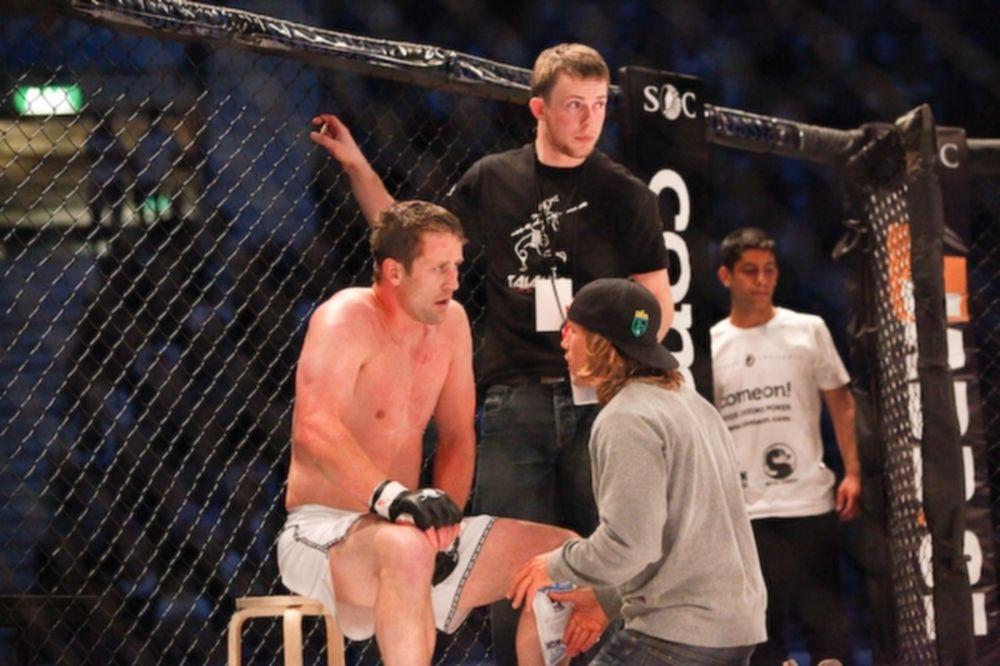 MMA: Καταδικάστηκε o Uscola, συμμετέχοντας του TUF 11