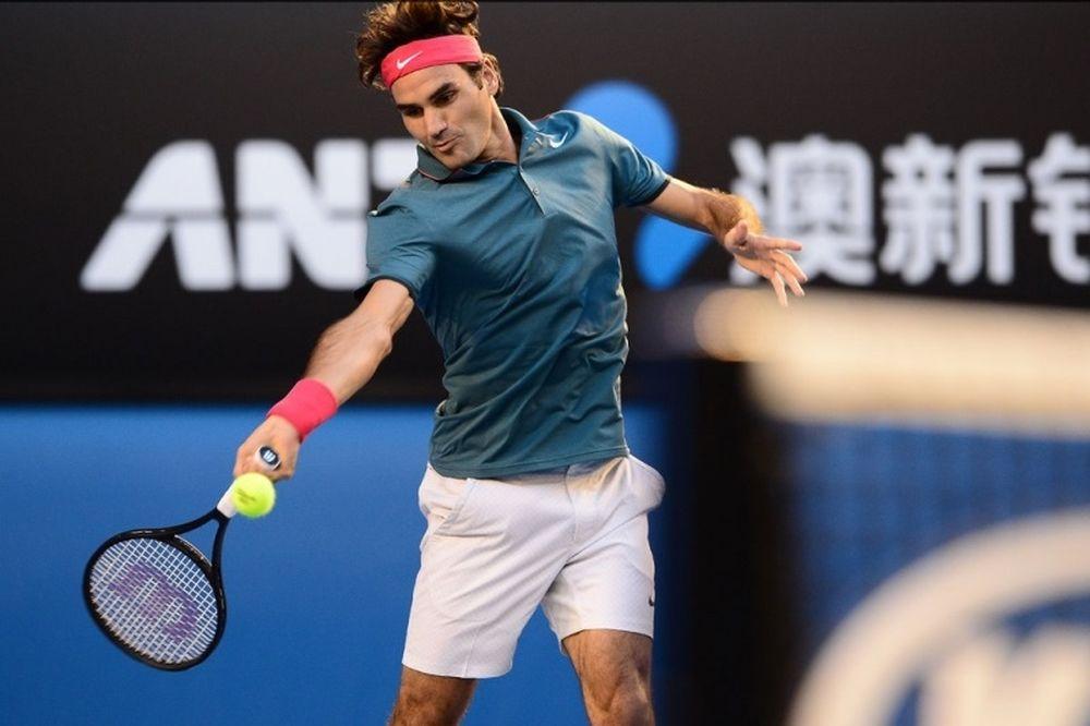 Τένις: Συμπλήρωσε το… καρέ ο Φέντερερ!