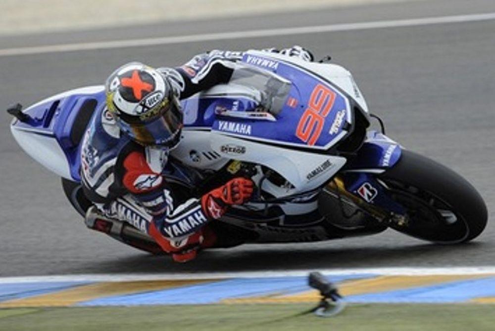 Moto GP: Λορένθο, το… χορτοκοπτικό! (video)