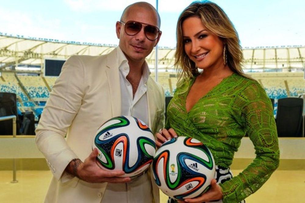 Μουντιάλ 2014: J-lo, Pitbull και Leitte στο επίσημο τραγούδι (photos+videos)