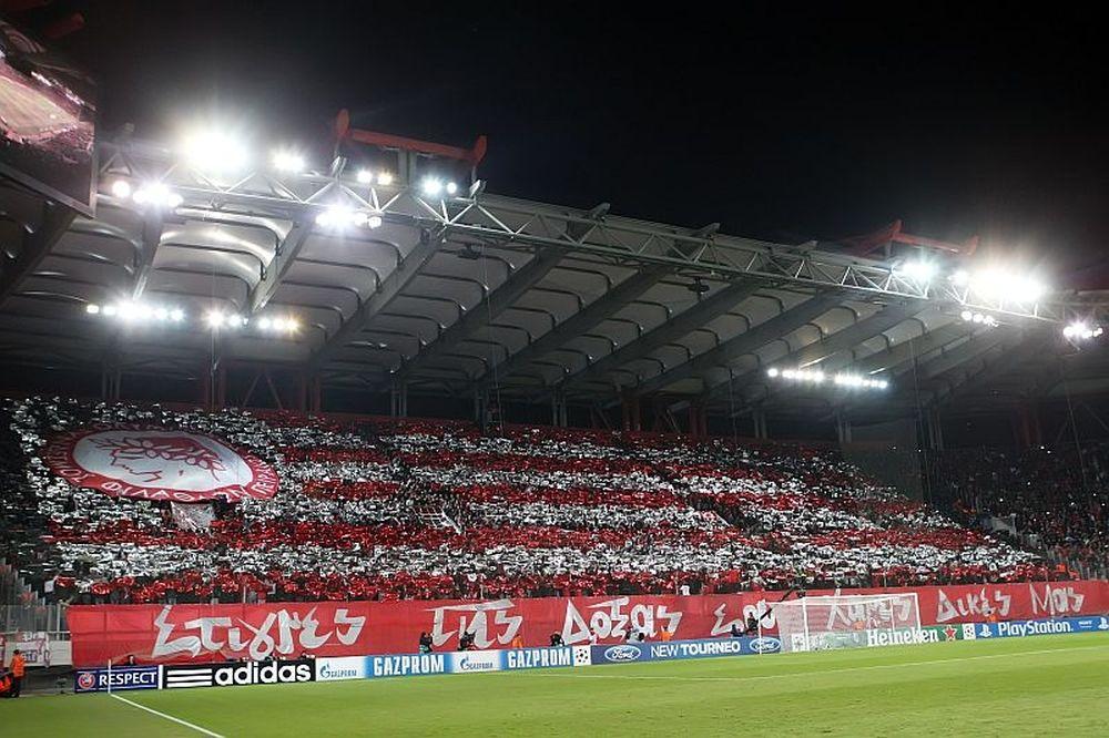 Ολυμπιακός: Απορρίφθηκε η έφεση από την UEFA