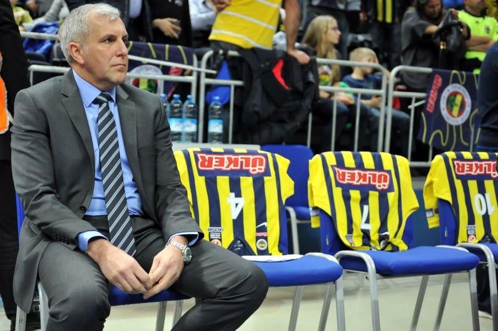 Ομπράντοβιτς: «Συγχαρητήρια στον Παναθηναϊκό»