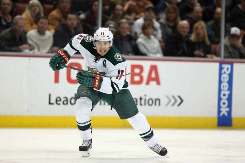 NHL: Επιστροφή του Parise