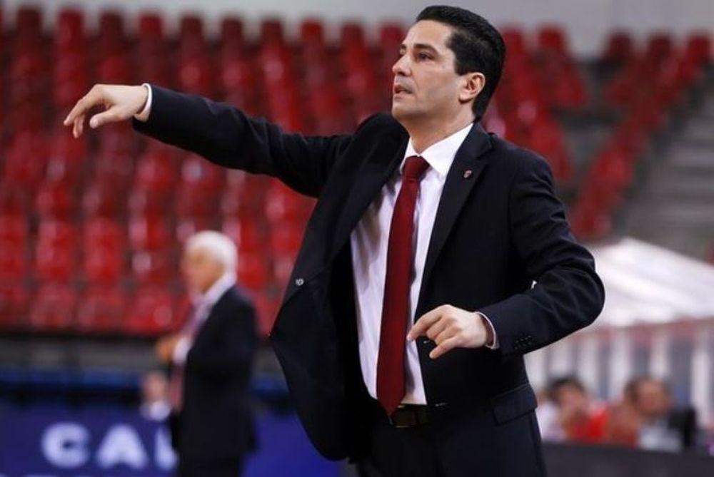 Σφαιρόπουλος: «Στο ρυθμό μας με Τρίκαλα BC»
