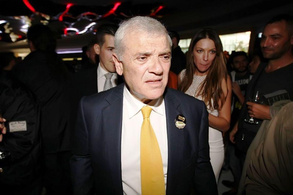 ΑΕΚ: Δεν κάνει έφεση, περνά μήνυμα ο Μελισσανίδης