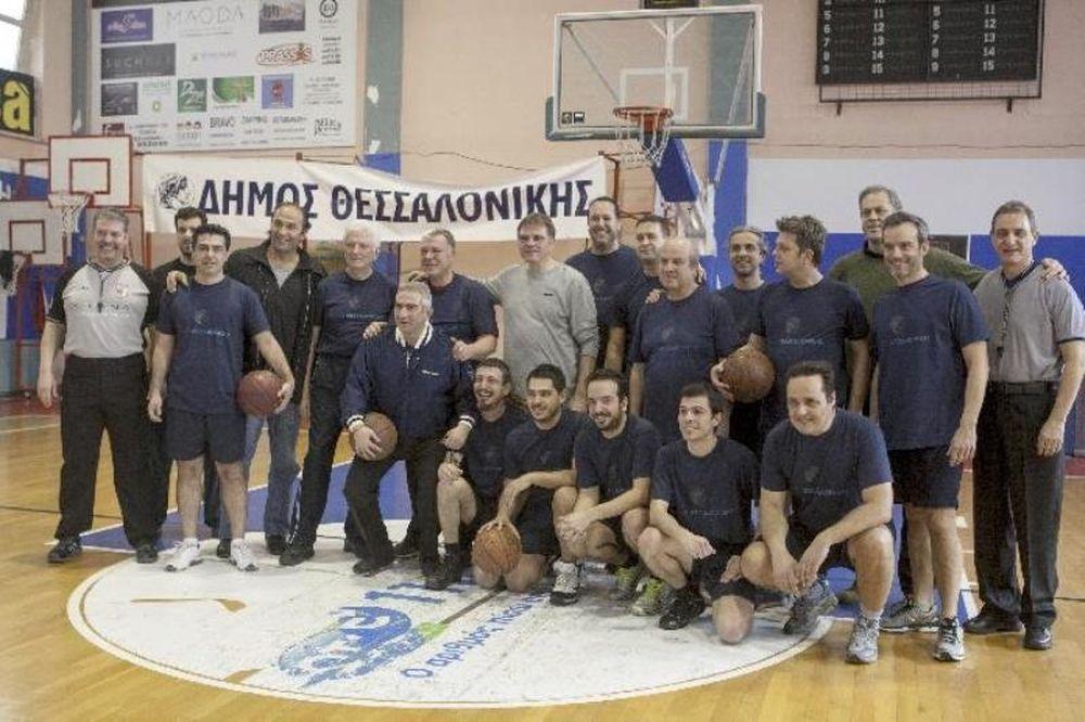 Θεσσαλονίκη: Άπαντες νικητές (photos)