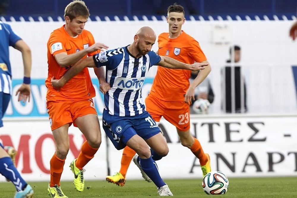 Ατρόμητος-ΠΑΣ Γιάννινα 1-0: Το γκολ του αγώνα (video)