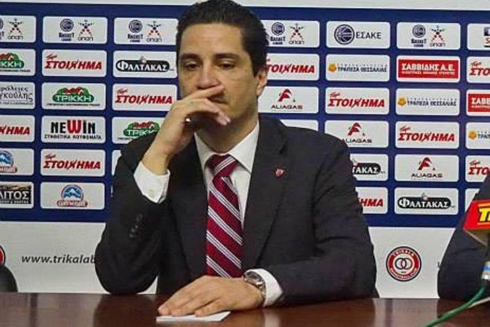 Σφαιρόπουλος: «Σταθήκαμε τυχεροί»