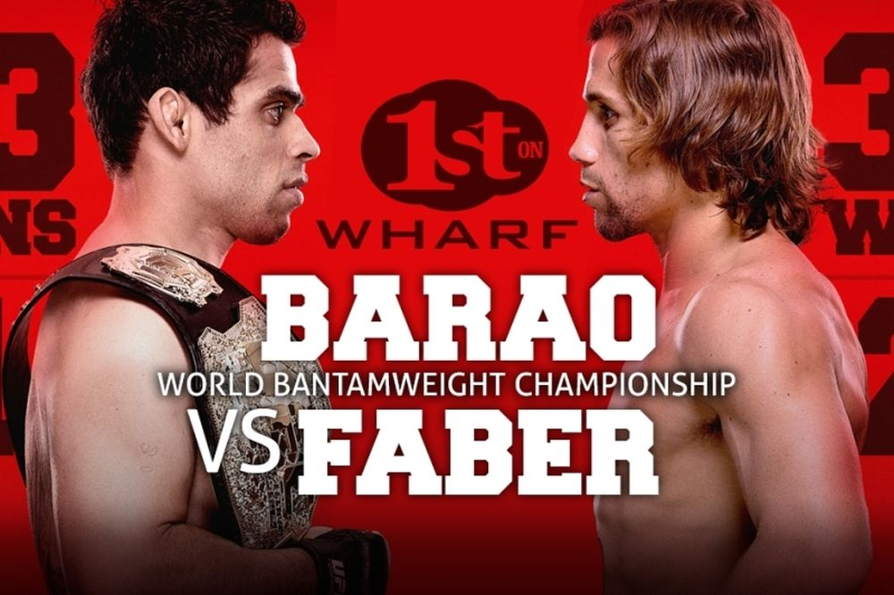 UFC 169: Αφιέρωμα για «Barao vs Faber 2»