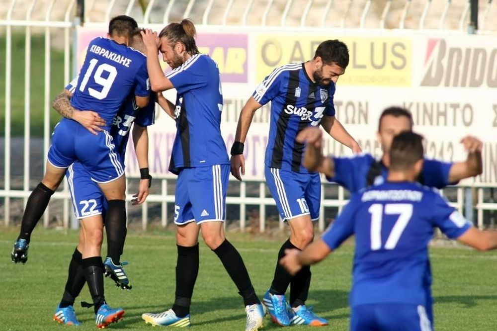 Σε τροχιά play off ο Αιγινιακός, 3-0 τον Βατανιακό