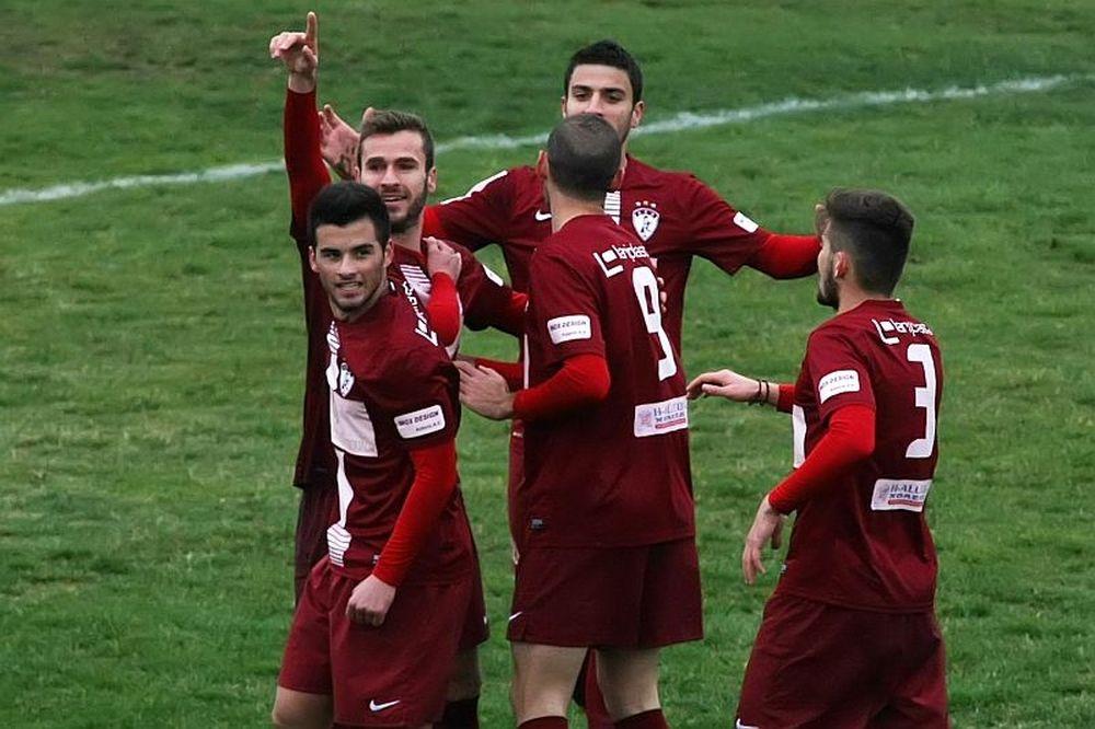 Γ' Εθνικής 2ος Όμιλος: «Σούζα» η ΑΕΛ!