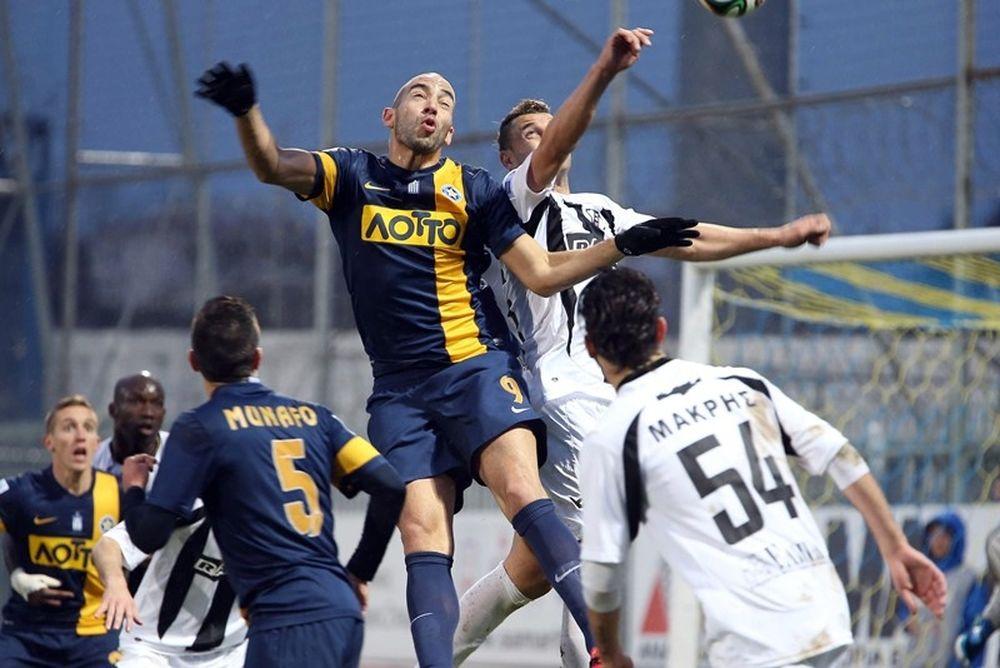 Κόλλησε… ο Αστέρας, 0-0 με ΟΦΗ (video)