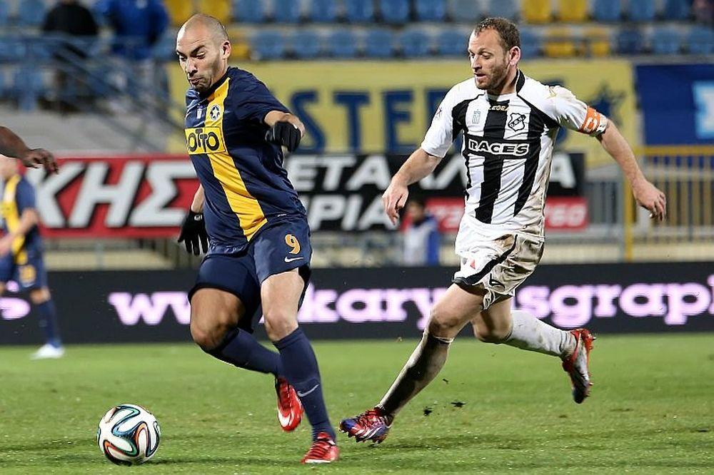 Αστέρας Τρίπολης-ΟΦΗ 0-0: Οι καλύτερες φάσεις (video)