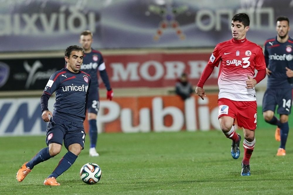 Skoda Ξάνθη-Ολυμπιακός 0-2: Τα γκολ του αγώνα (video)