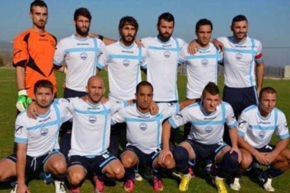 Ρήγας Φεραίος-Κύμη 0-1