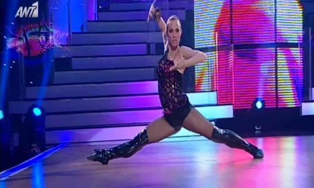 Dancing with the stars 4: Ελαμψε ξανά η Ντορέττα Παπαδημητρίου (Video)