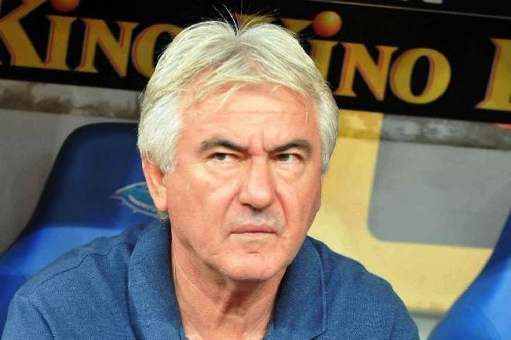 Κατσαβάκης: «Δεν μπορούσε να παιχτεί ποδόσφαιρο»