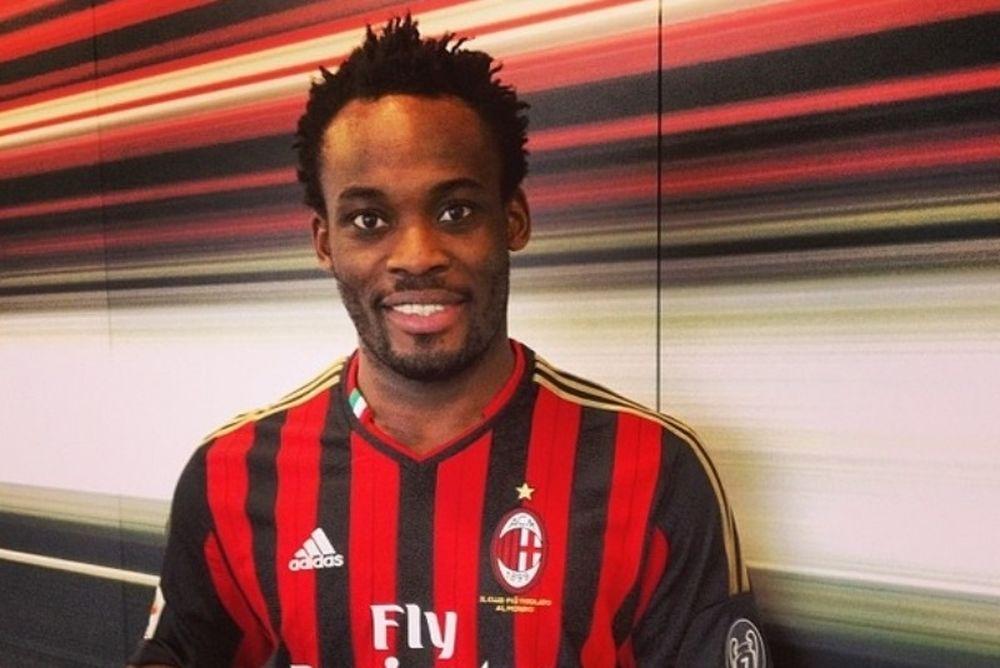 Εσιέν: «Forza… Milan!»