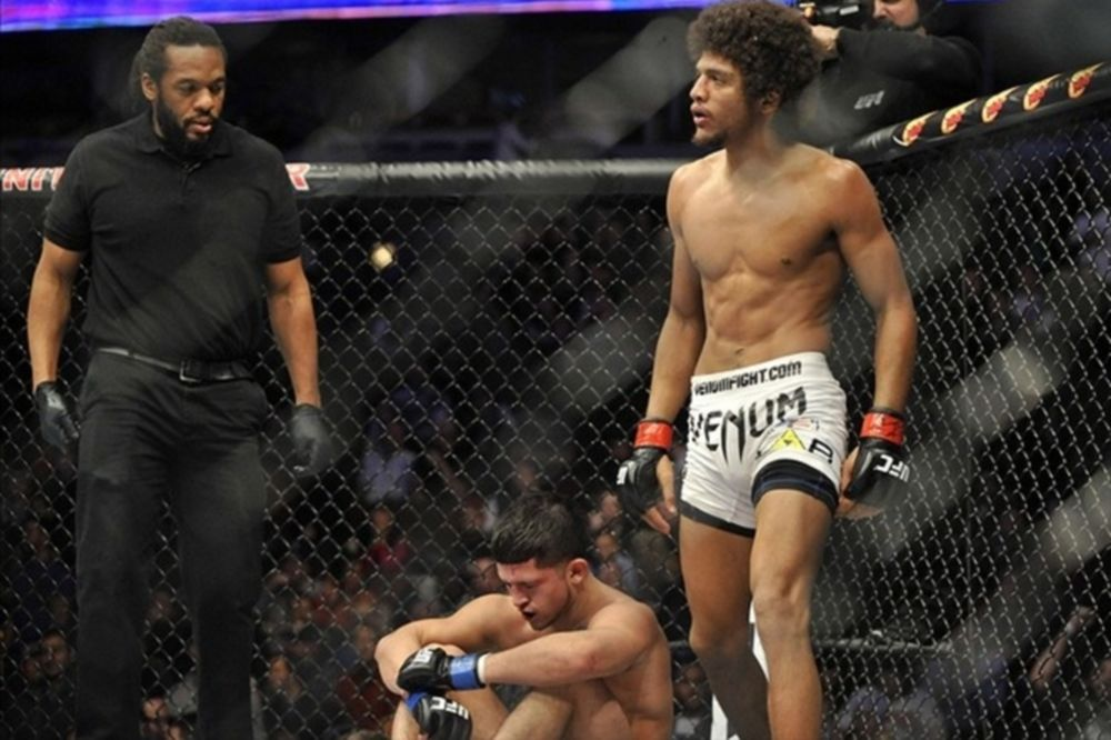 UFC: Ανεβαίνει ο Caceres και… πέφτει ο Krylov