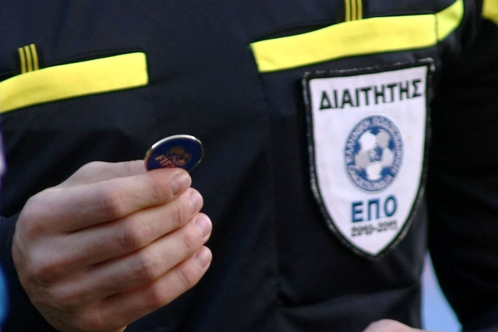 Αντικατάσταση βοηθού στο Παναθηναϊκός-Ολυμπιακός Βόλου