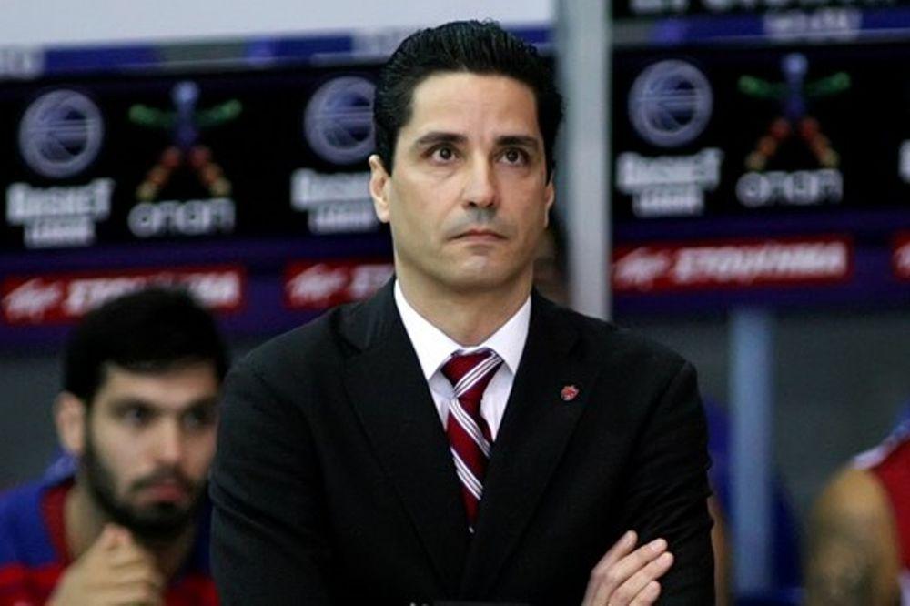 Σφαιρόπουλος: «Για την πρώτη νίκη μας»