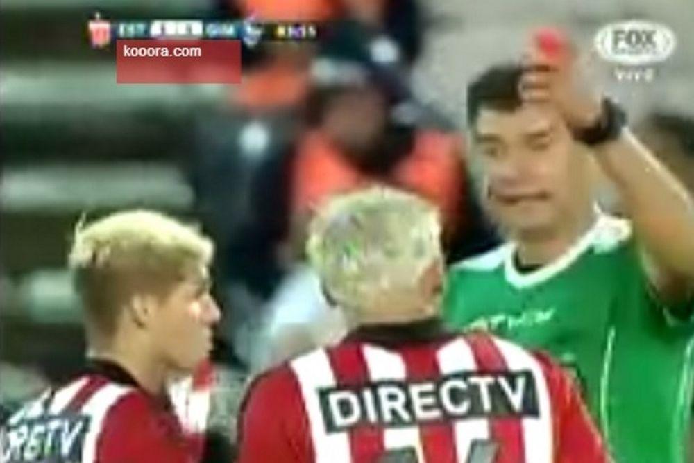 Αργεντινή: Διαιτητής έδινε κόκκινη σε κάθε φάουλ! (video)