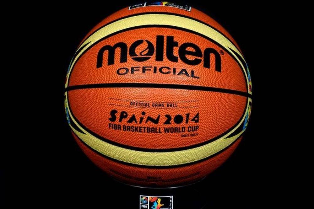 Παγκόσμιο Κύπελλο Ισπανίας 2014: Η επίσημη μπάλα της FIBA (photos)